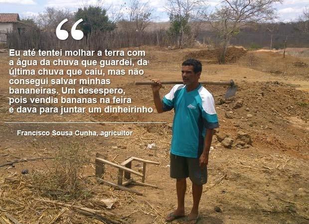 A ONU reconheceu a água como um direito humano.
