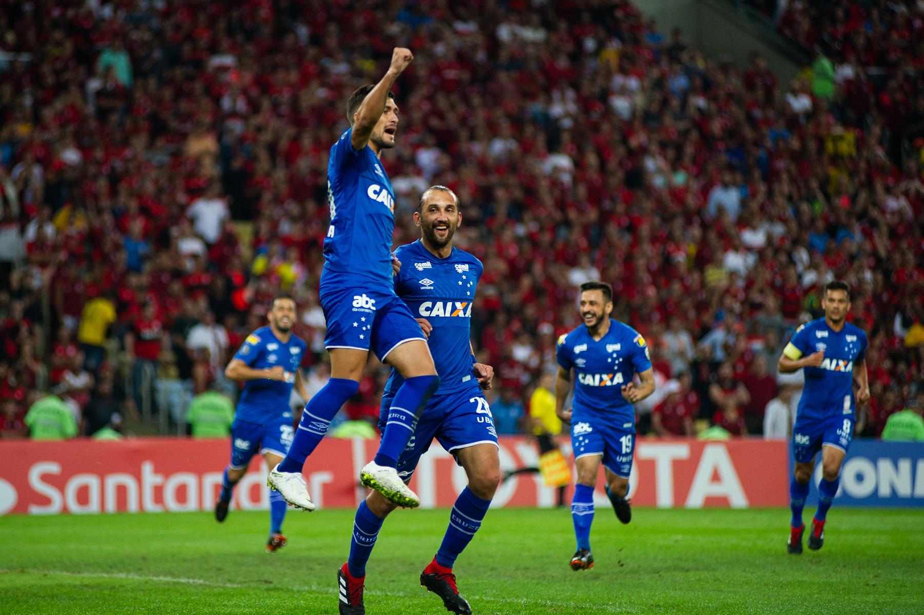 Cruzeiro conta com jogadores decisivos, como Arrascaeta
