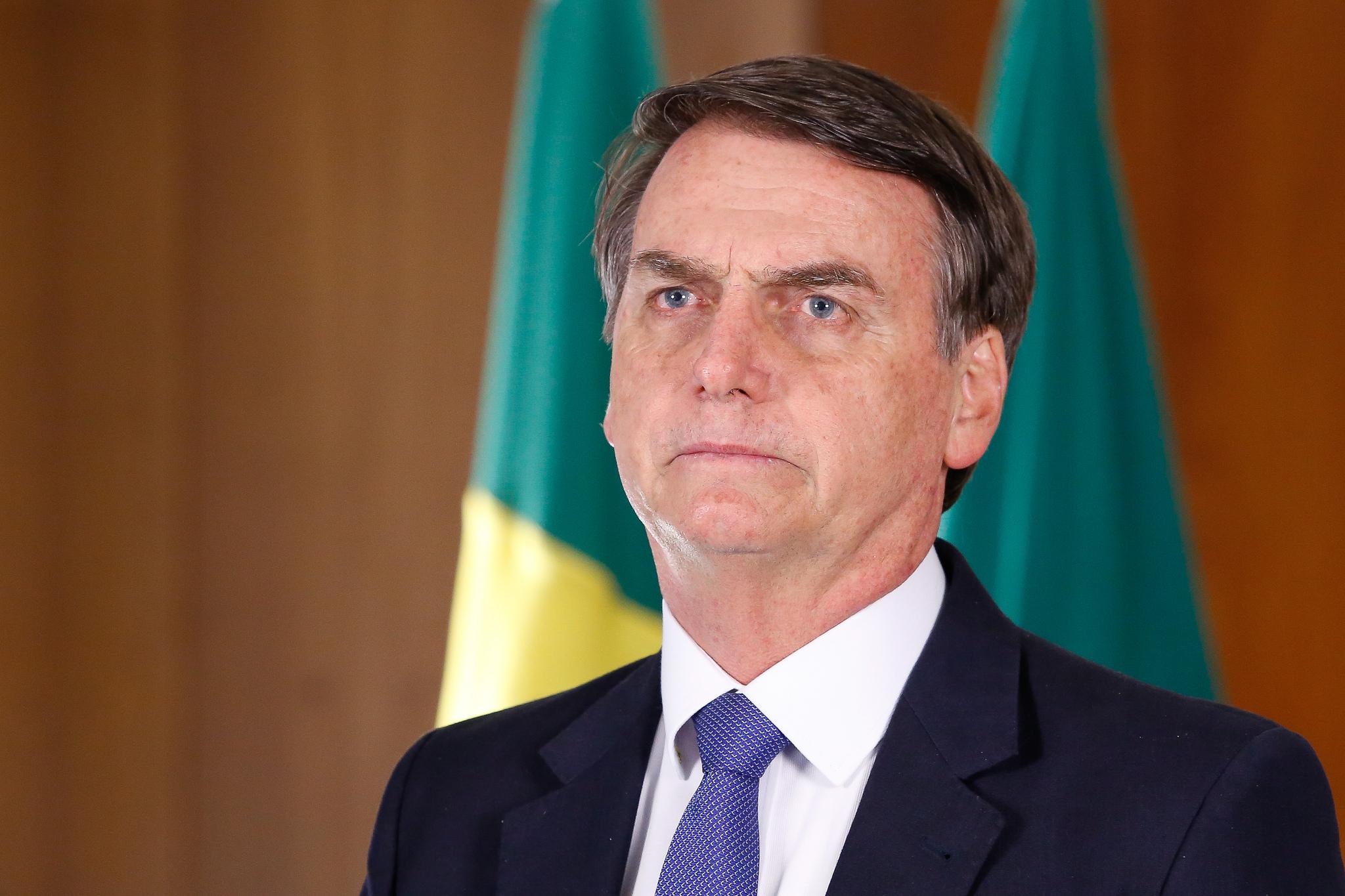 Bolsonaro está nas mãos dos profissionais do Congresso.