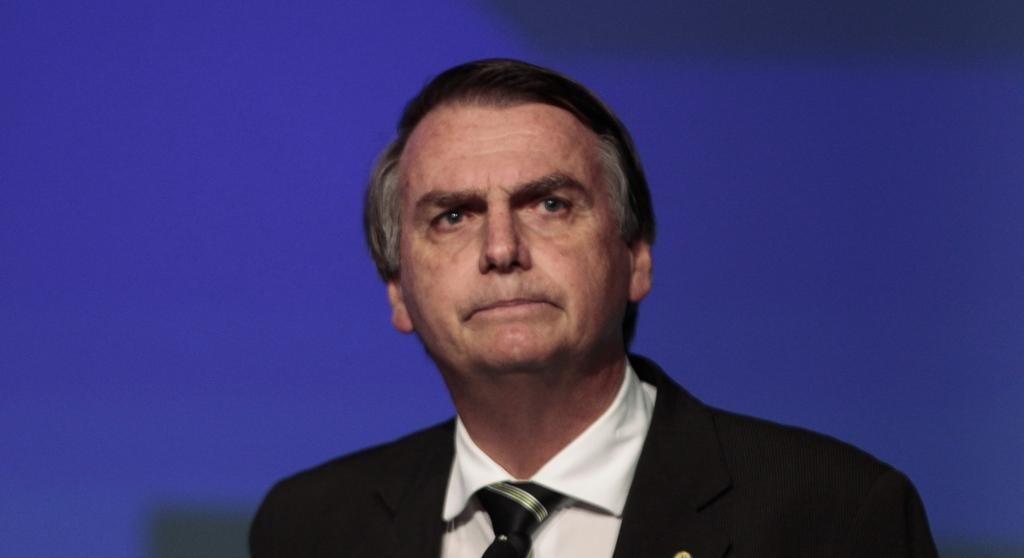 Bolsonaro não está em fase de boa sorte.