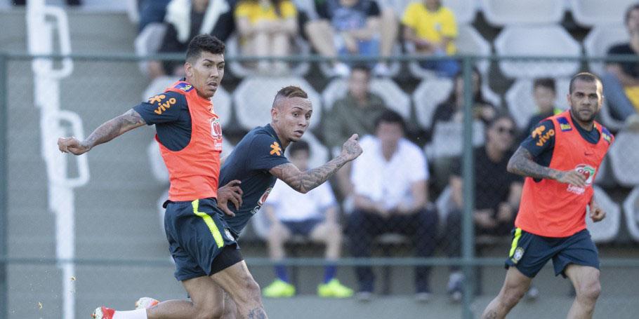 Seleção brasileira terá a Argentina pela frente no super clássico no Mineirão.
