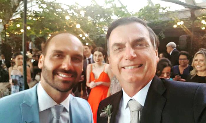 Aparentemente, Bolsonaro se irrita quando falam em governo, e não nele ou em sua família.