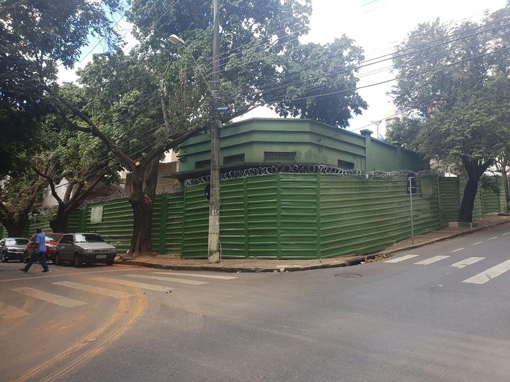 No Dia do Escritor (24/7), a casa onde morou Guimarães Rosa foi demolida.