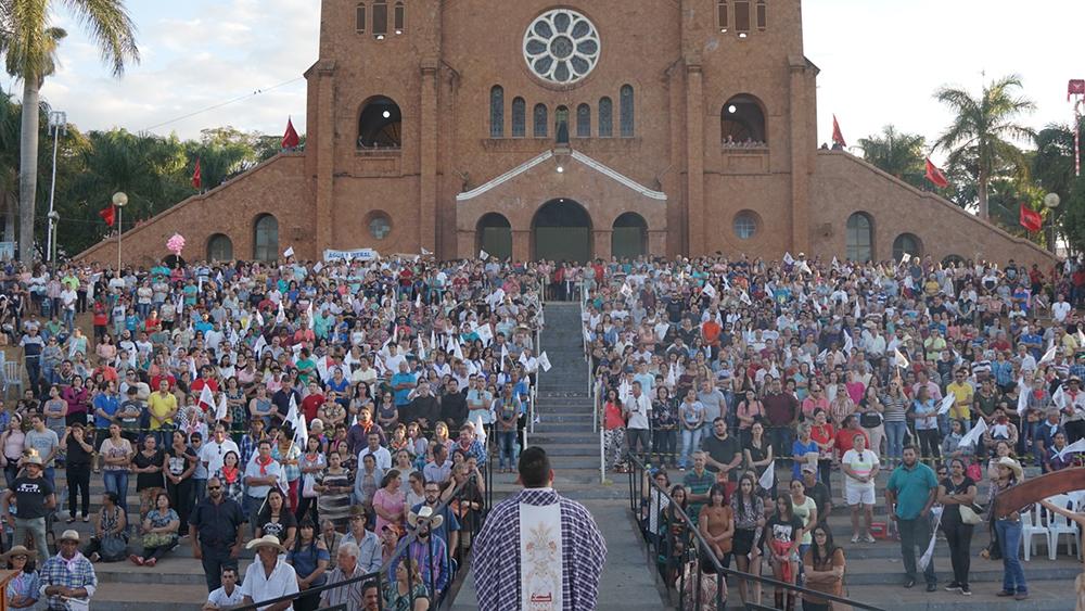 22ª Romaria das Águas e da Terra do Estado de Minas Gerais acontecerá na cidade de Romaria.