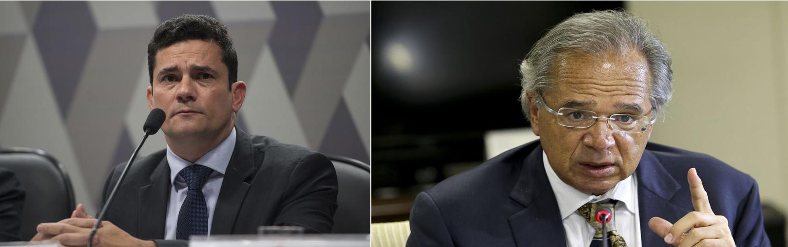 Bolsonaro age como se não houvesse ninguém no Ministério da Justiça. E talvez tenha razão.