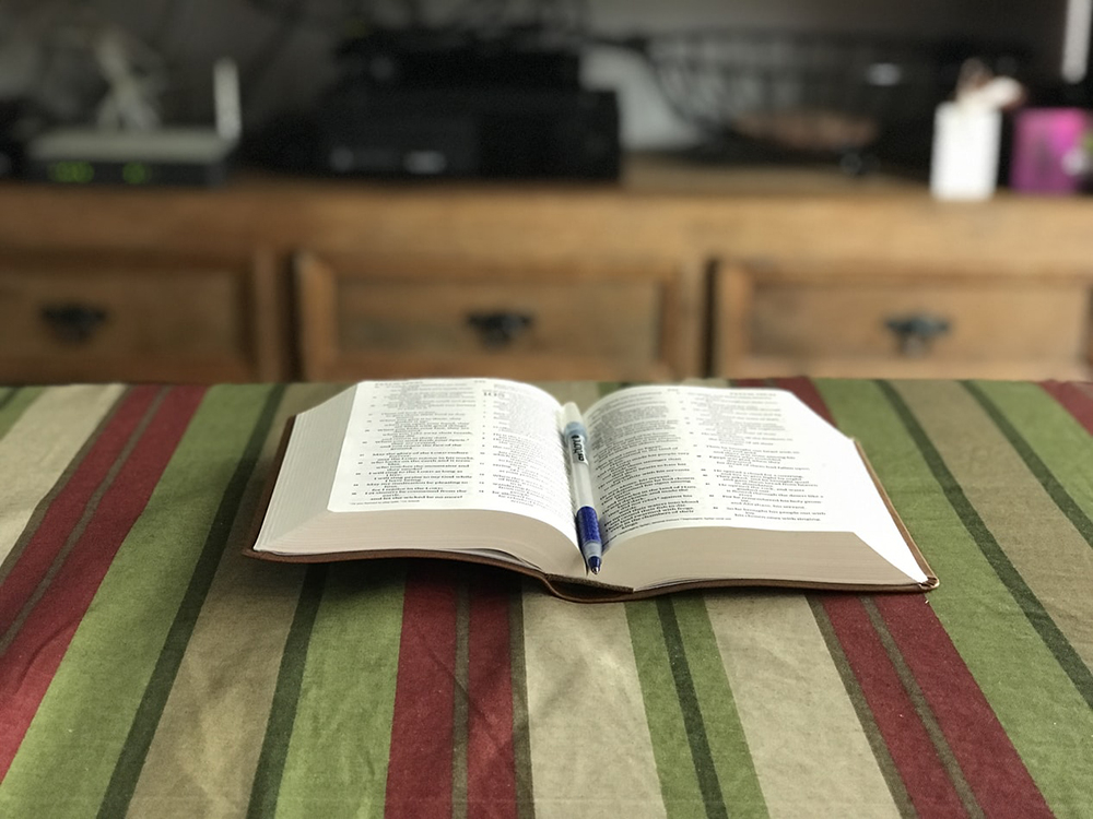O autor da Primeira Carta de João exorta para a prática da Justiça e de tudo que alimenta uma fraternidade real.
