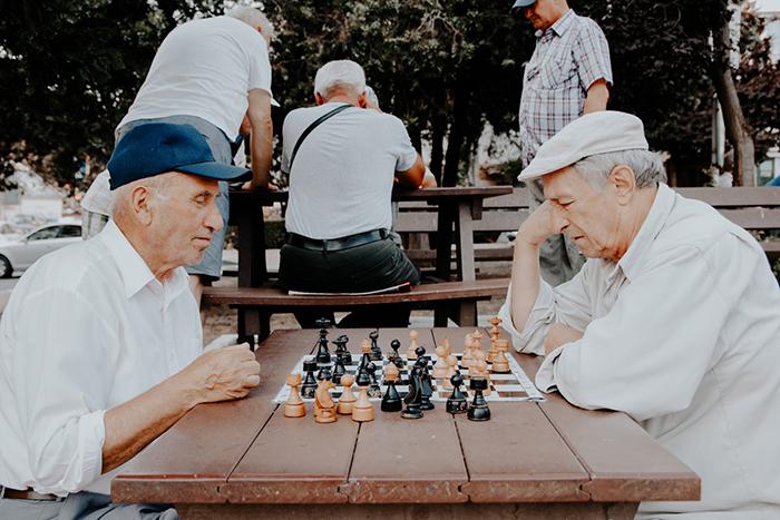 No calendário da ONU, o 1o de outubro é o dia internacional de proteção às pessoas idosas.