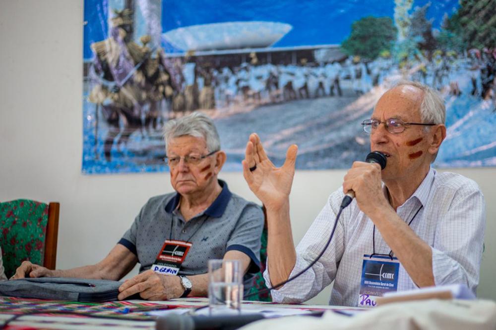 Durante a XXIII Assembleia Geral do Cimi, dom Erwin Kräutler e o teólogo Paulo Suess explicam e analisam o Sínodo da Amazônia.