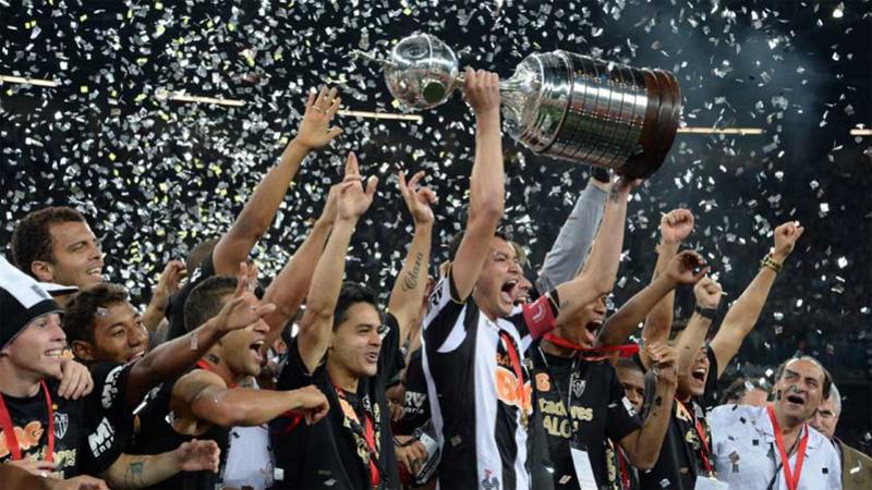 Atlético foi um dos últimos times a disputar a final