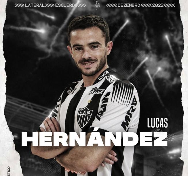 Lucas Hernández é a materialização de que a política de contratação do Atlético fracassou