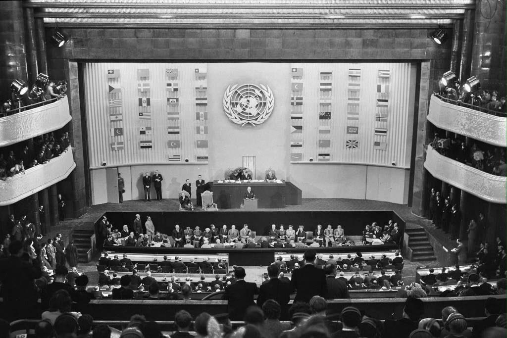 Declaração Universal dos Direitos Humanos foi assinada no dia 10 de dezembro de 1948