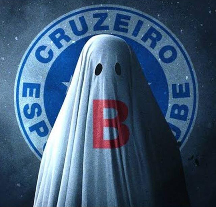Cruzeiro caiu para a Série B do Campeonato Brasileiro com uma campanha pífia