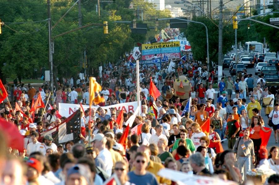 Fórum Social das Resistências é encontro de movimentos sociais e comunidades