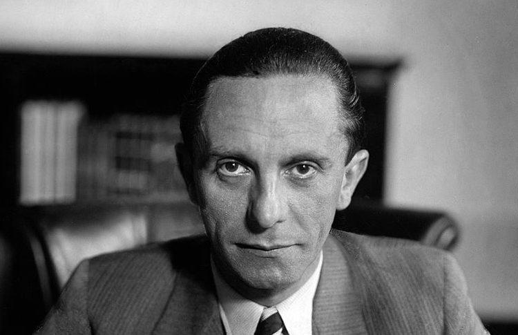 Joseph Goebbels foi, no início, um entusiasta da revolução bolchevique