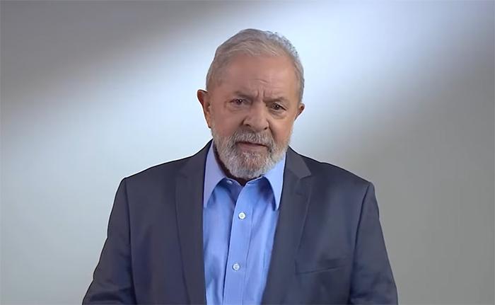 O discurso do Lula foi marcado por uma apurada análise do momento que vivemos do ponto de vista de quem trabalha