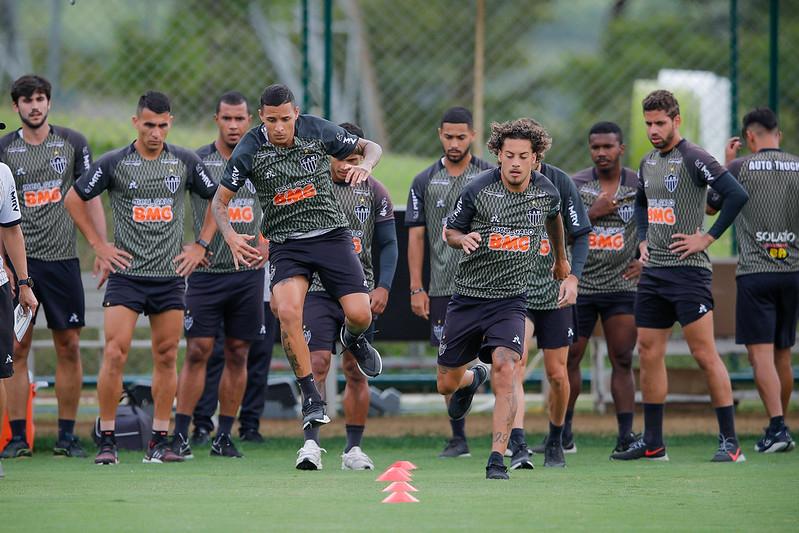 Atlético tem time forte, mas elenco deixa a desejar
