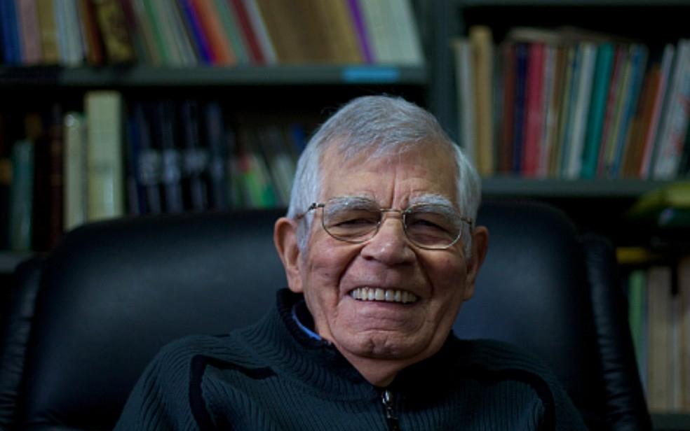 Internado há um mês, Josaphat morre aos 99 anos