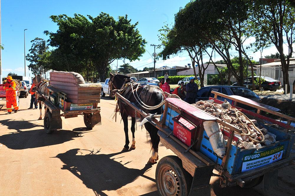 Carroceiros e carroceiras da capital mineira já se autodeclararam como povo e comunidade tradicional, com modos de vida próprios e cujo direito está garantido pela Convenção 169 da OIT da ONU, da qual o Brasil é signatário