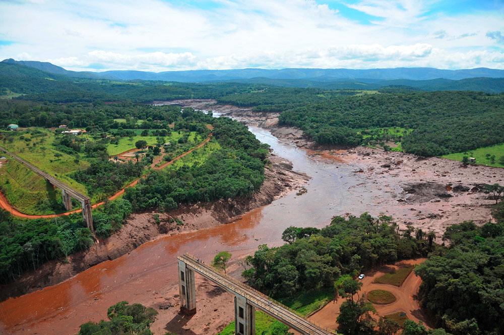 Rompimento da barragem do Córrego do Feijão provocou 259 mortes e 11 desaparecimentos