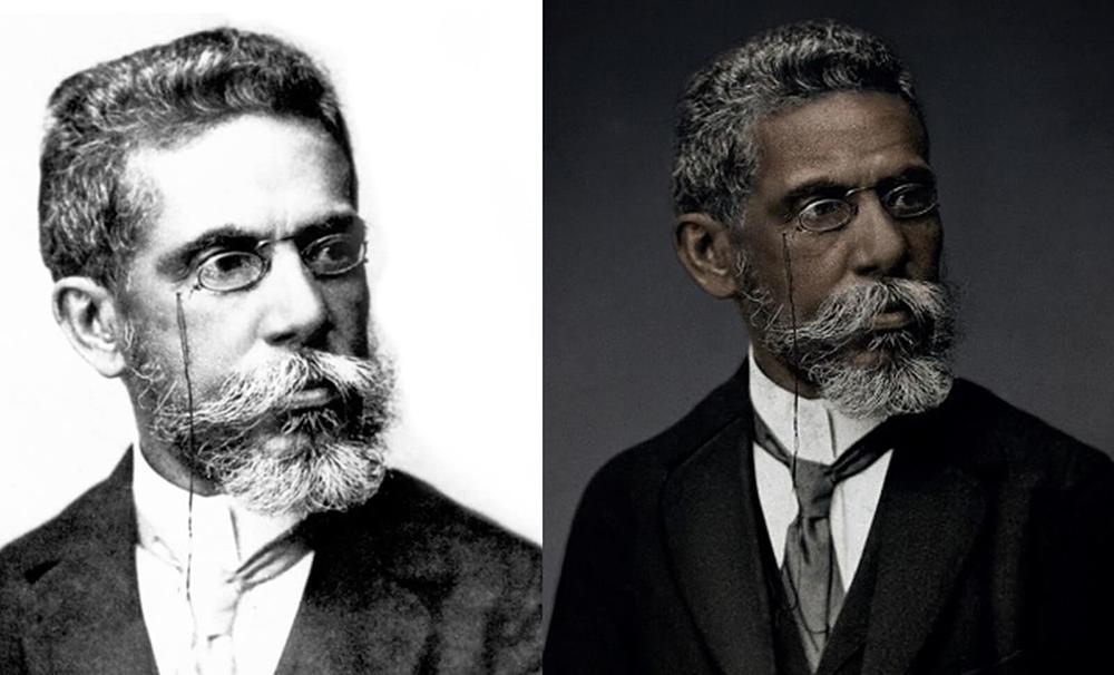 Reafirmar a negritude de Machado é relevante do ponto de vista político