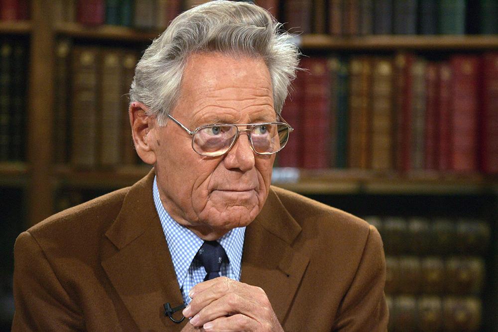 O teólogo católico Hans Küng morreu aos 93 anos