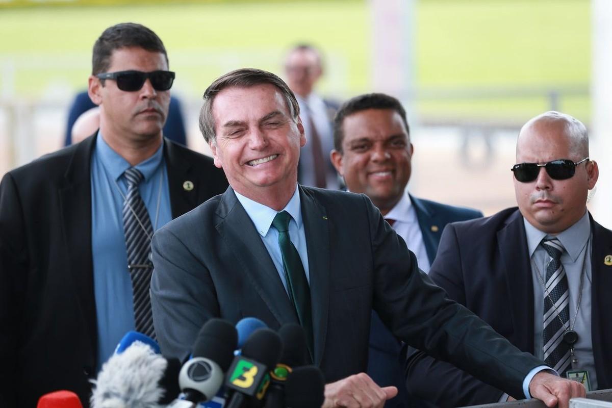 As gargalhadas do presidente Jair Bolsonaro e seus seguidores revelam o estado de espírito do mandatário