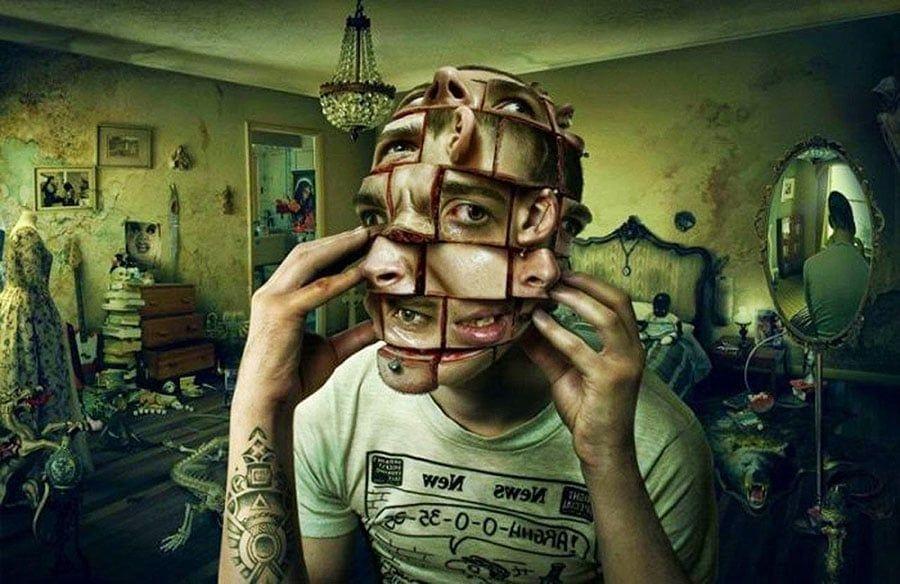 O louco é alguém que sente, percebe e se relaciona com o mundo de modo profundamente singular