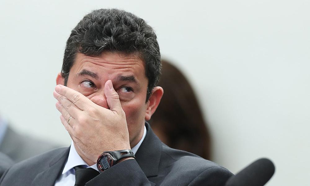 STF declarou o ex-juiz Sergio Moro parcial