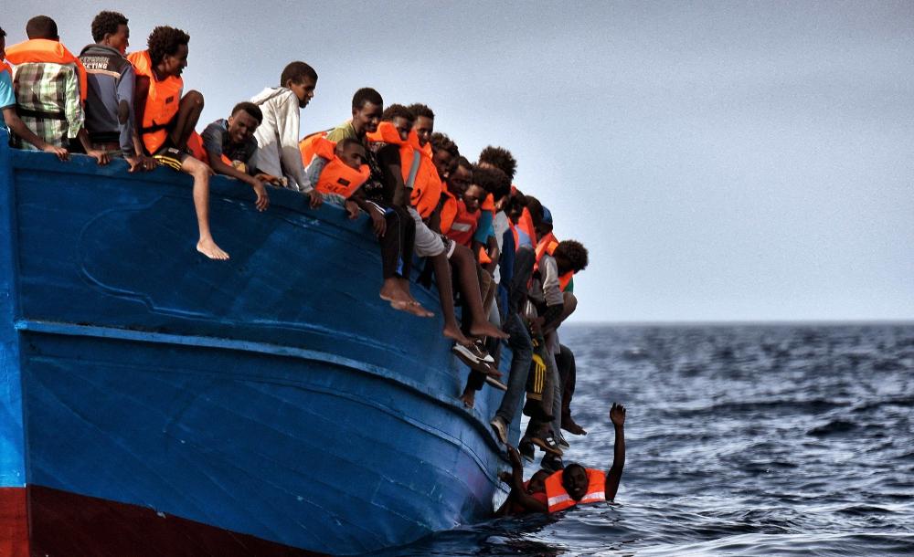 Migrantes se transformaram em moeda de troca e peças de jogo entre as potências do mundo