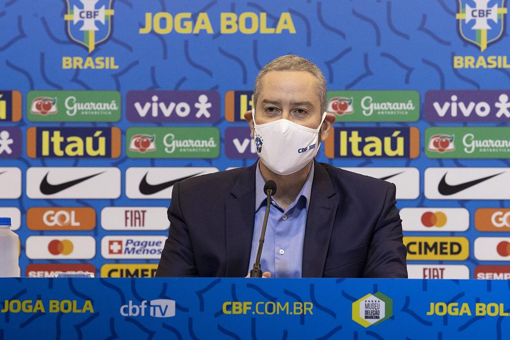 Transferência do evento para o Brasil foi intermediada pelo presidente da CBF, Rogério Caboclo