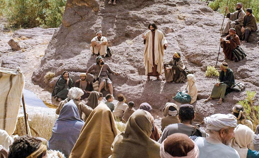 Convivendo com o povo simples e oprimido, Jesus aprendeu a pedagogia da partilha dos pães que desagua na abundância