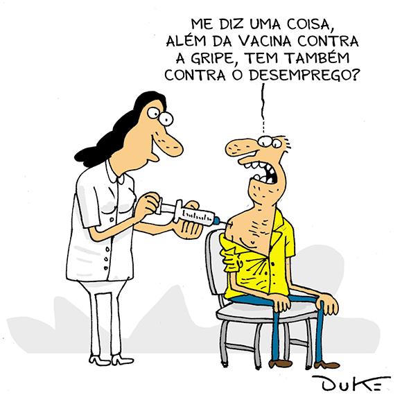 A alta do desemprego no Brasil