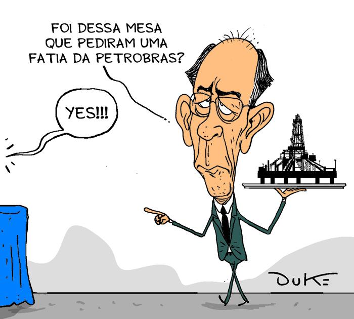 Privatização da Petrobras