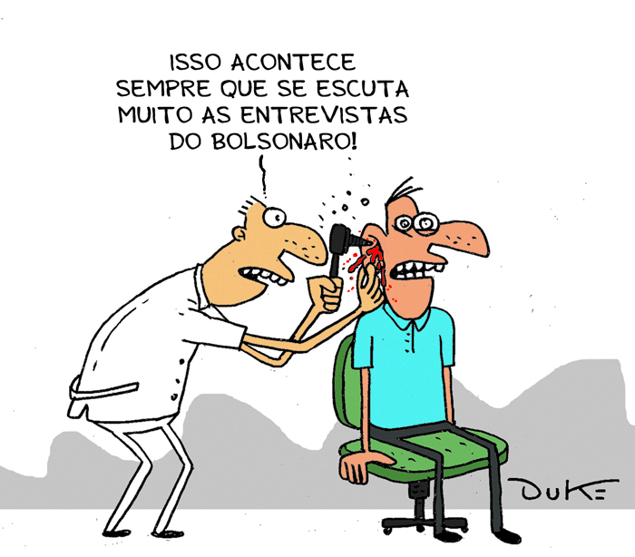 Entrevistas de Bolsonaro