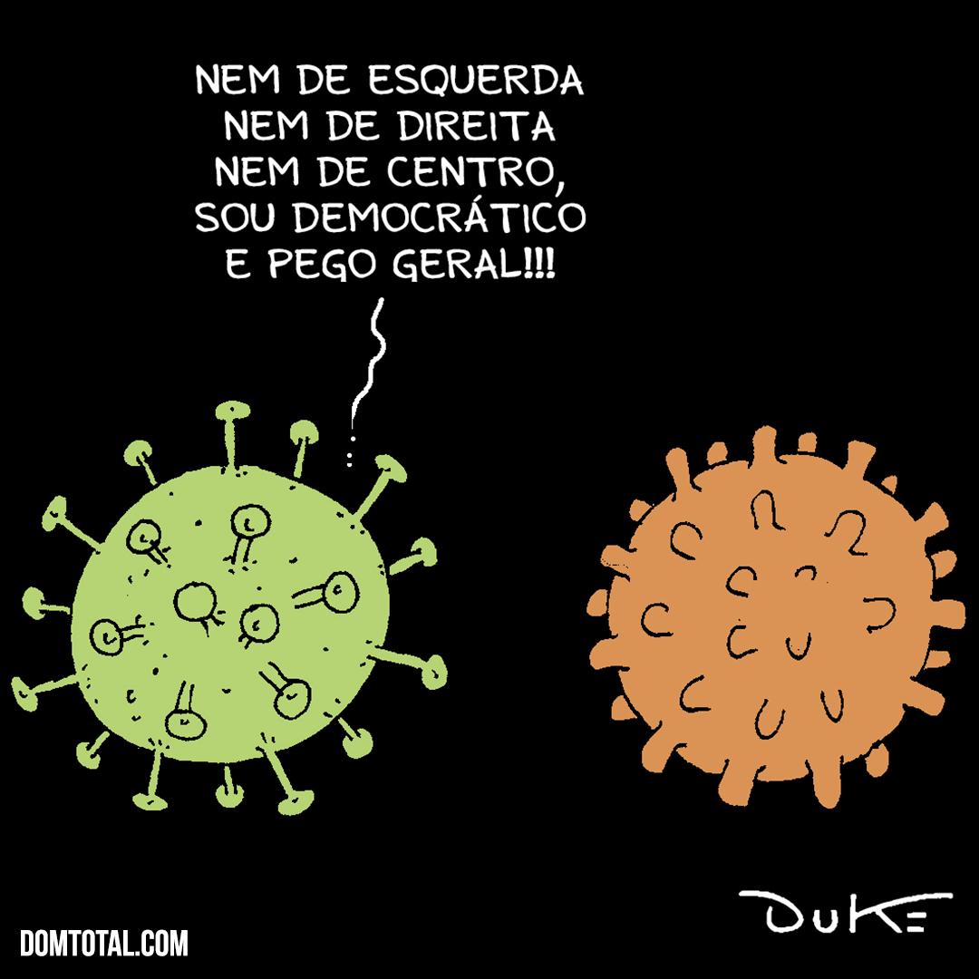 A ideologia do coronavírus