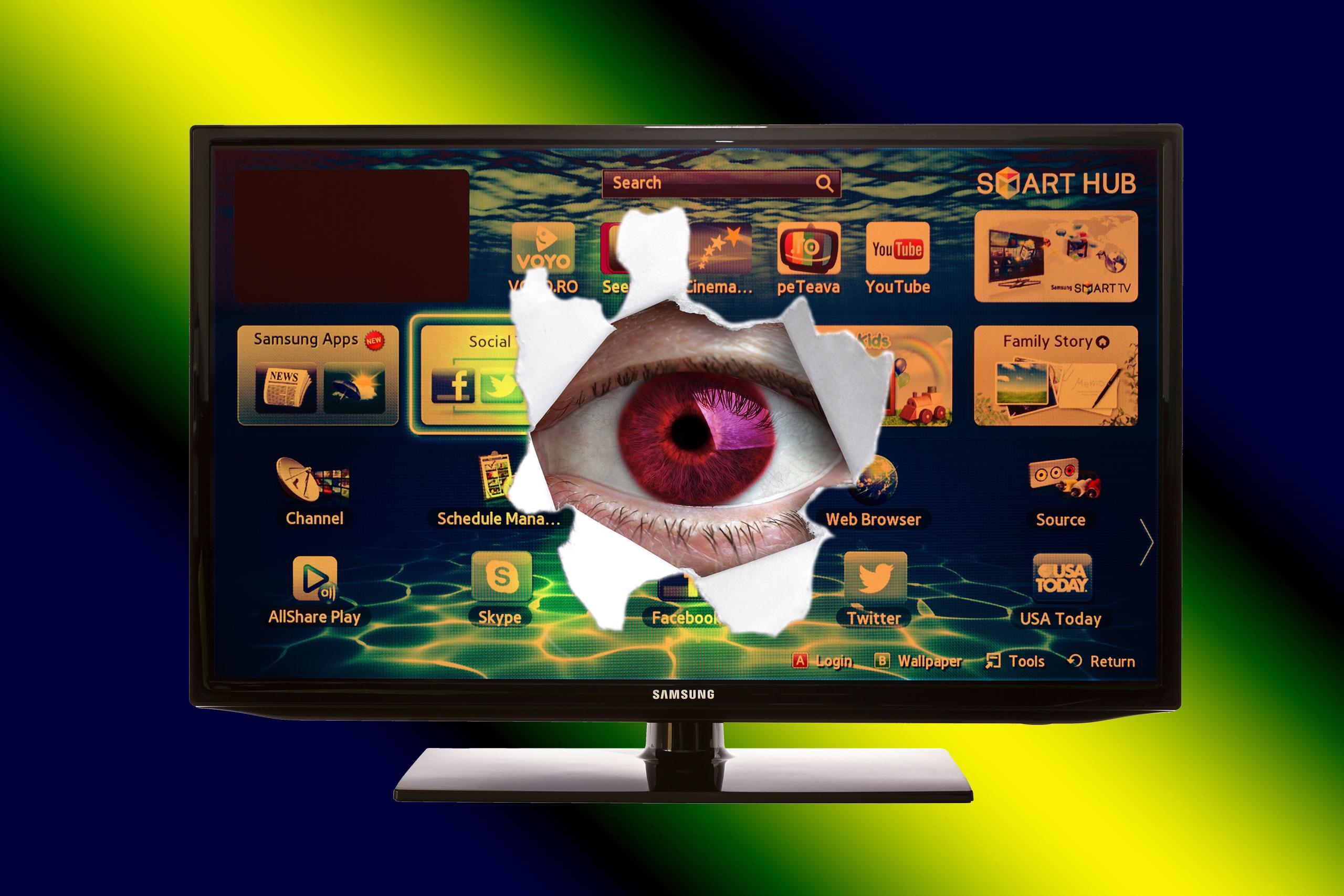 A TV tira mais informação do que o permitido pelos clientes ao assinar, sem pedir permissão.