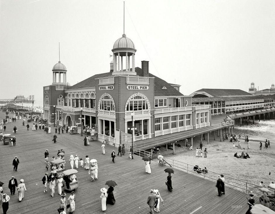 Atlantic City, 1910