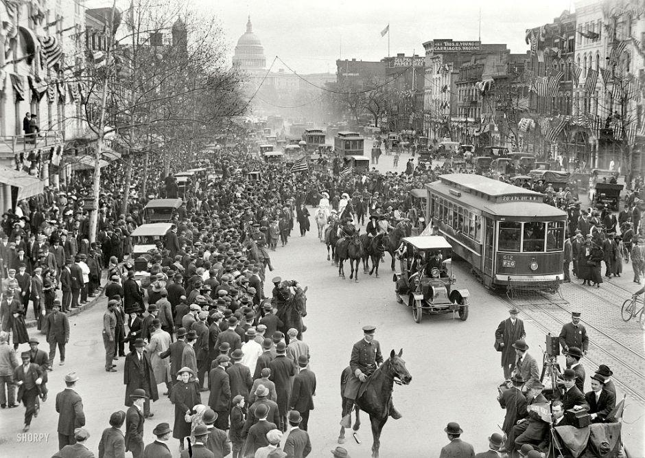 Washington, D.C., 1913