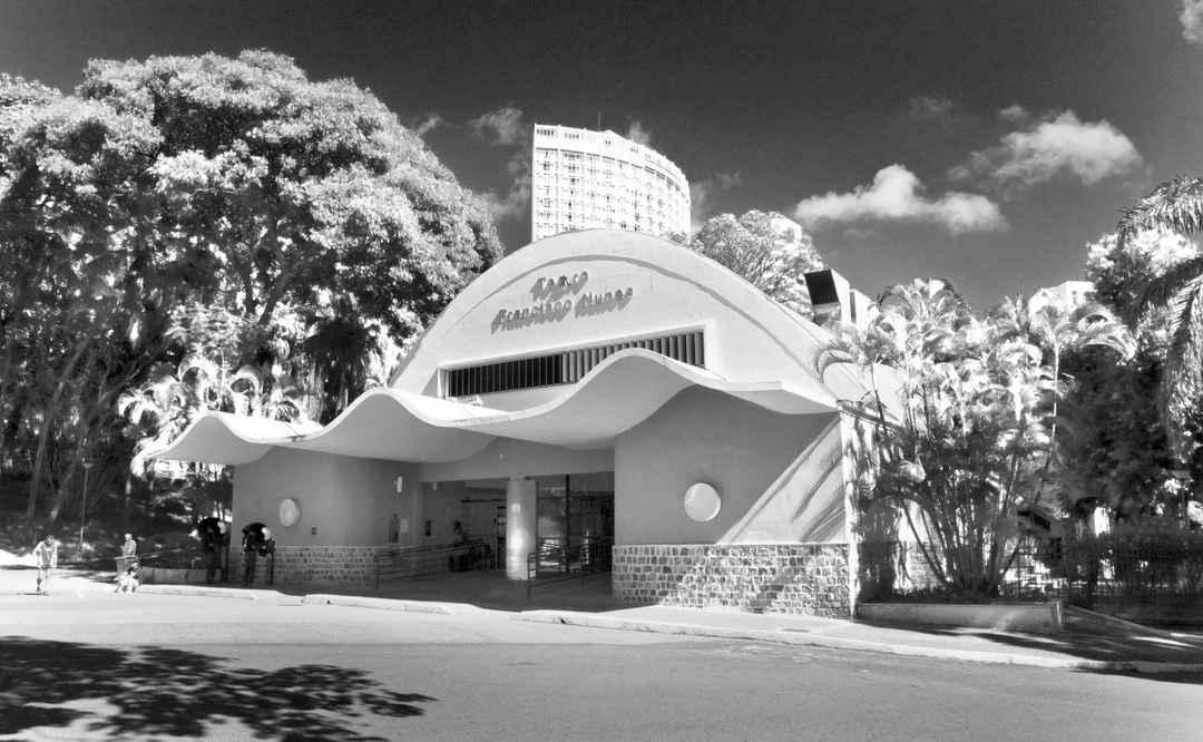 Teatro Francisco Nunes, anos 1980