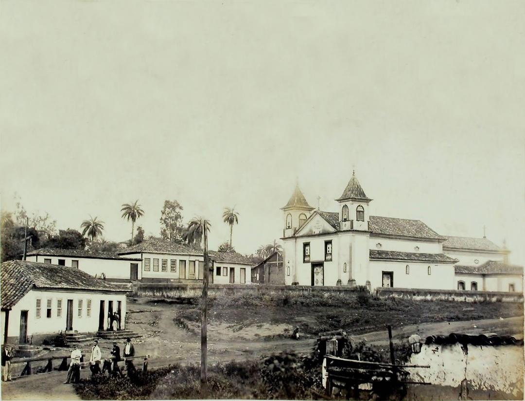 Antiga Matriiz da Boa Viagem,1894