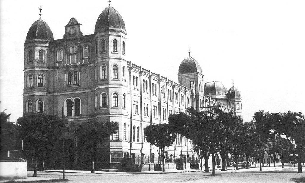 Colégio Arnaldo, anos 1950