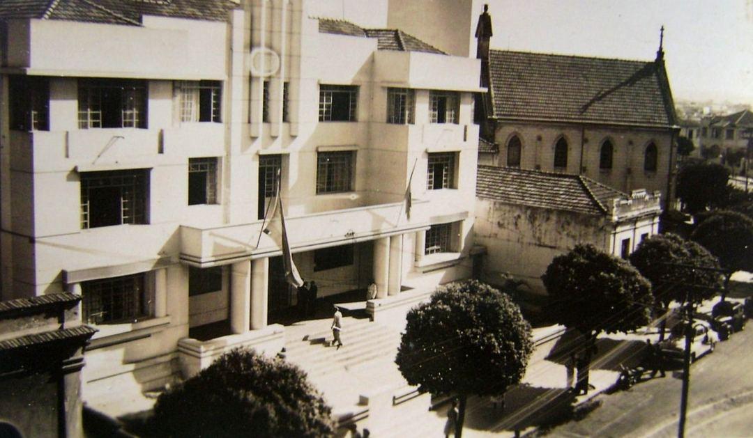Câmara dos Deputados, rua Tamóios, 1951