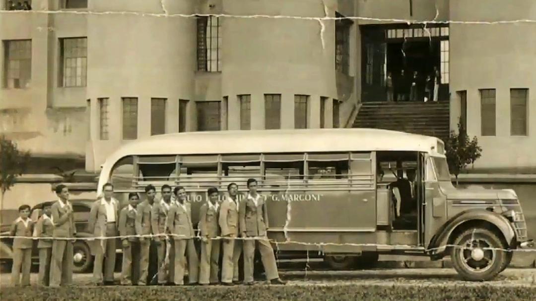 Colégio Marconi, anos 1940