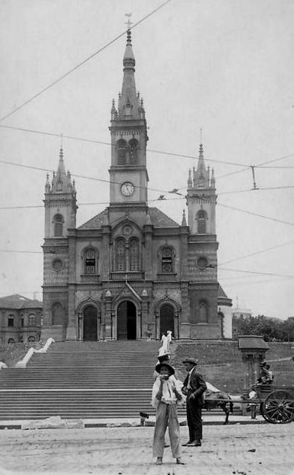 Igreja São José, 1915