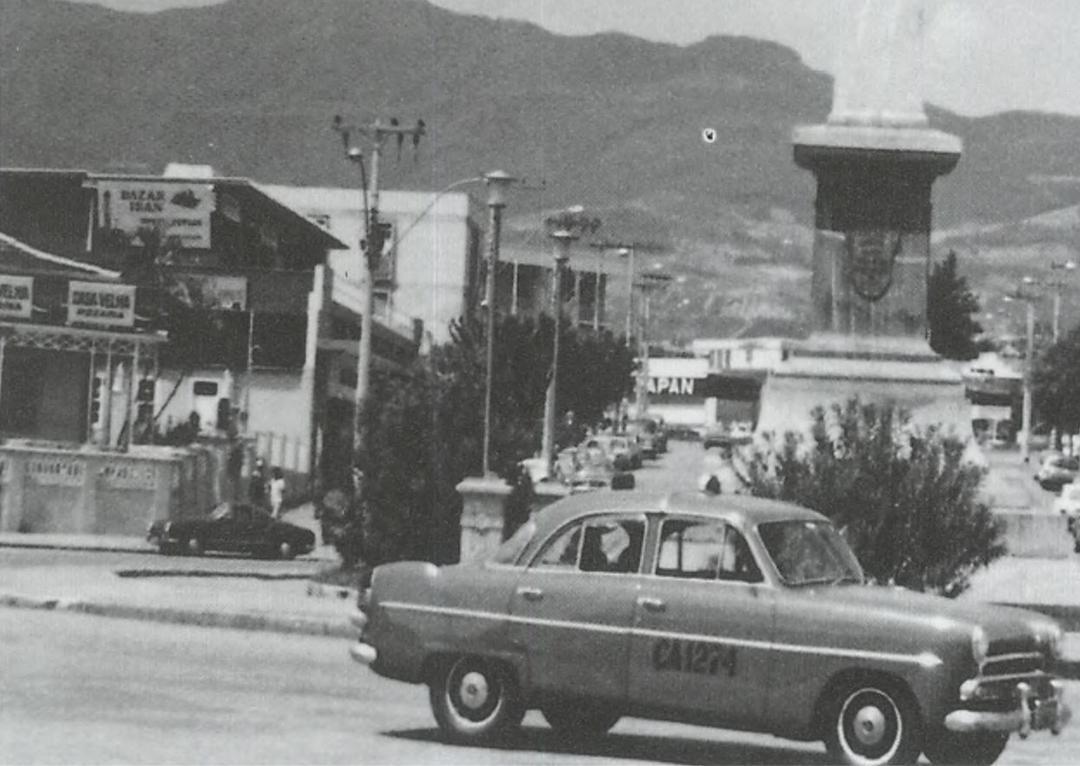 Praça Tiradentes, anos 1960