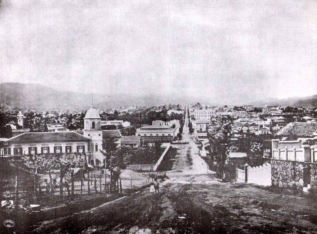Rua da Bahia, 1915