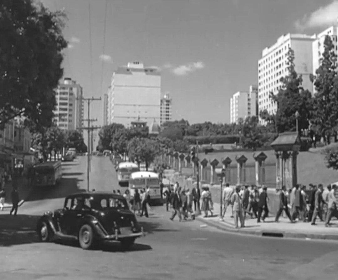 Rua Espírito Santo, 1958