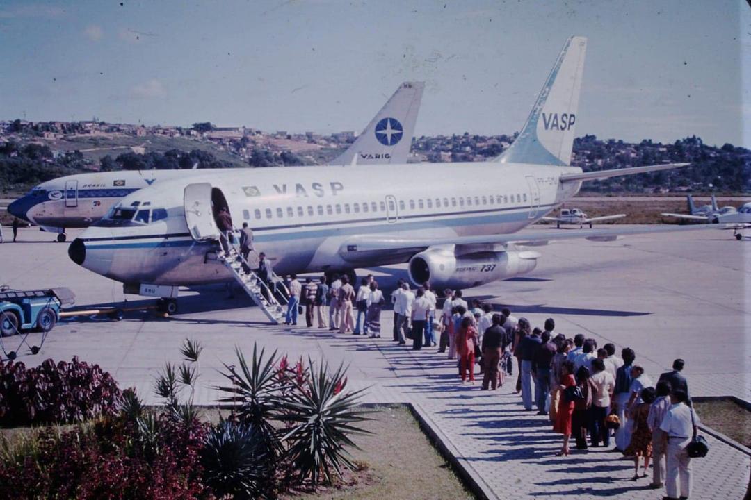 Aeroporto da Pampulha, 1978