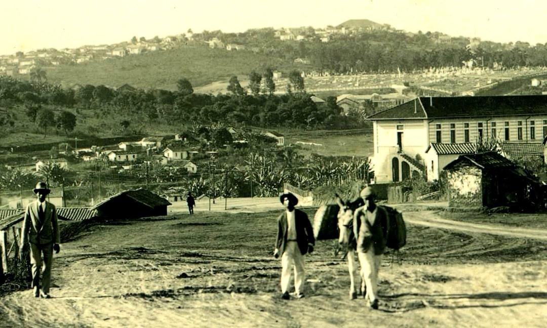 Av do Contorno, 1899