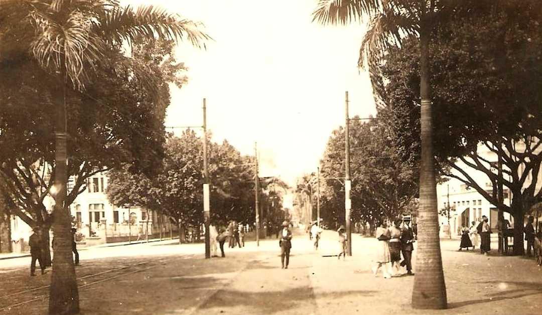 Av. Afonso Pena, 1910